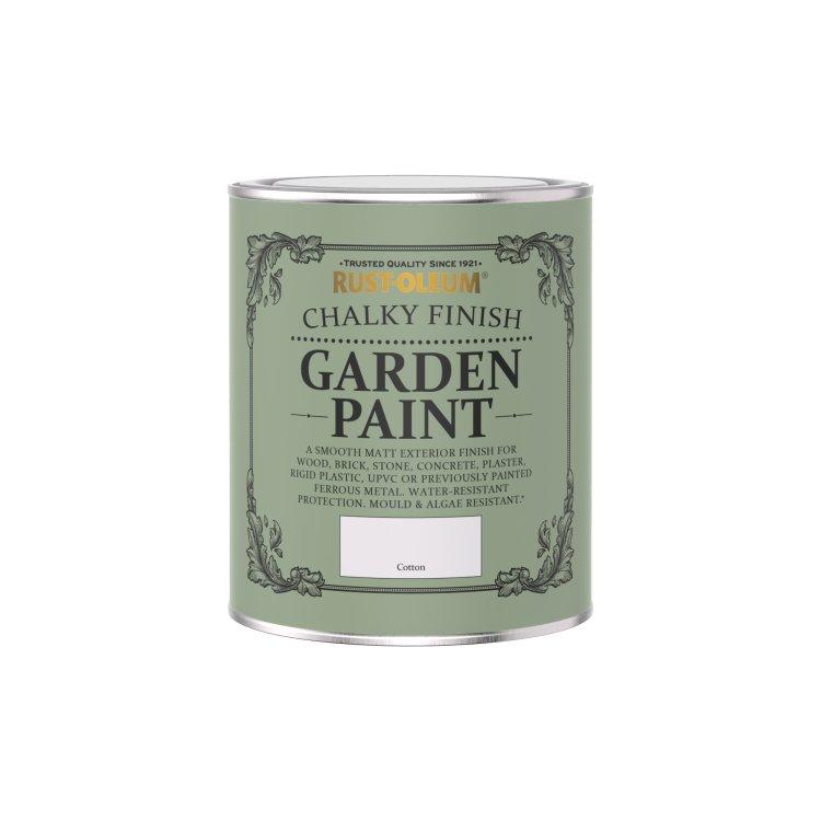 Garden Paint Cotton 750ml
