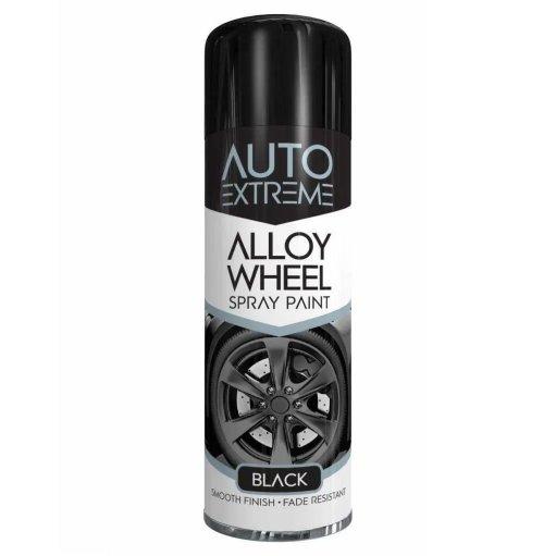 Auto-Extreme-Alloy-Wheel-Spray-Paint-Black