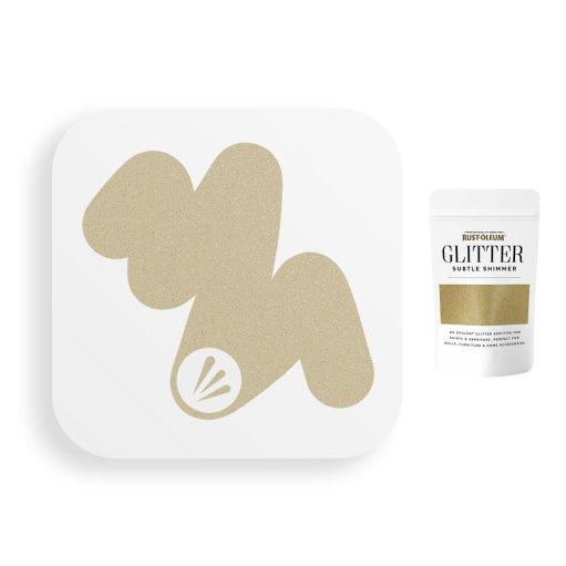 Rust-Oleum-Glitter-Subtle-Shimmer-Gold-70g