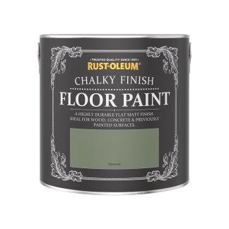 Rust-Oleum Chalky Floor Paint Bramwell Matt 2.5L