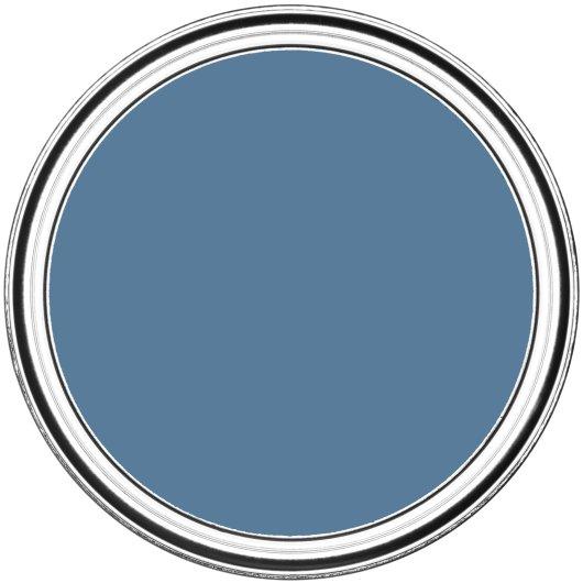 Rust-Oleum Chalky Floor Paint Cornflower Blue Matt 2.5L 3