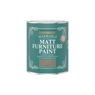 Rust-Oleum Matt Furniture Paint Café Luxe 750ml