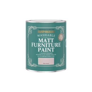 Rust-Oleum Matt Furniture Paint Elbow Beach 750ml