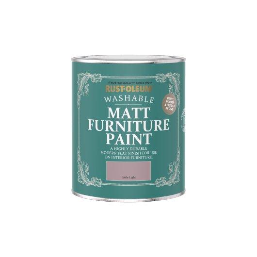 Rust-Oleum Matt Furniture Paint Little Light 750ml
