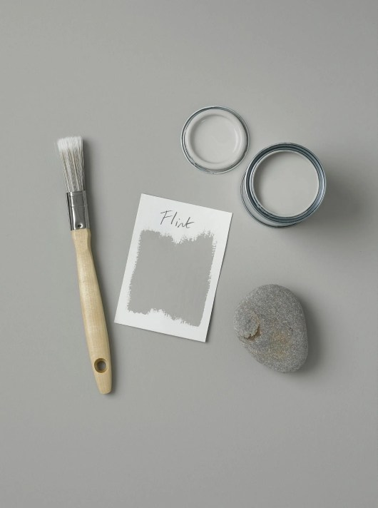 Rust-Oleum Chalky Floor Paint Flint Matt 2.5L 2