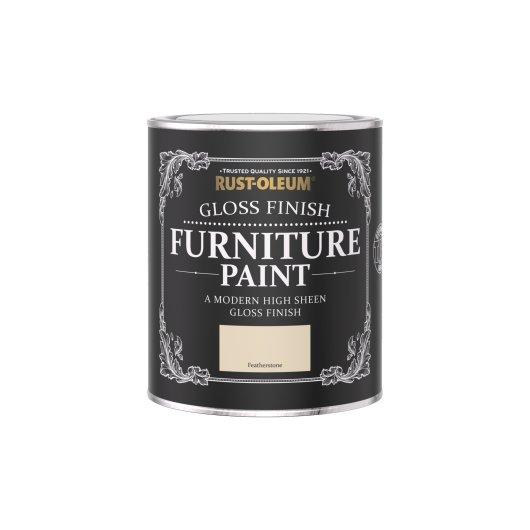 Rust-Oleum Gloss Furniture Paint Featherstone 750ml