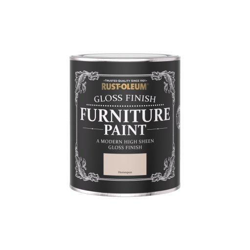 Rust-Oleum Gloss Furniture Paint Homespun 750ml