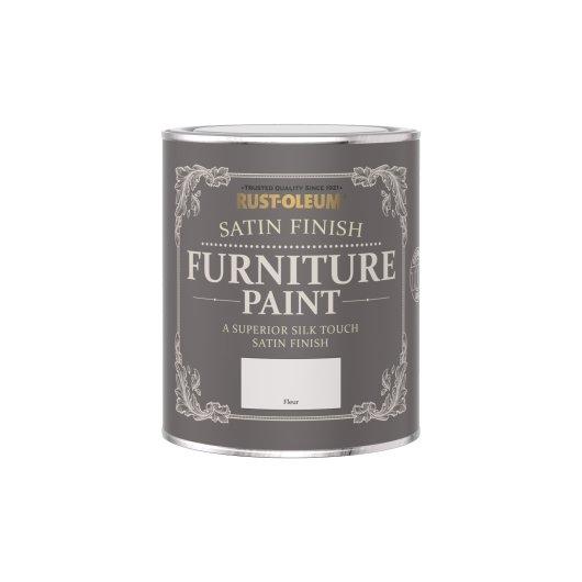 Rust-Oleum Satin Furniture Paint Fleur 750ml