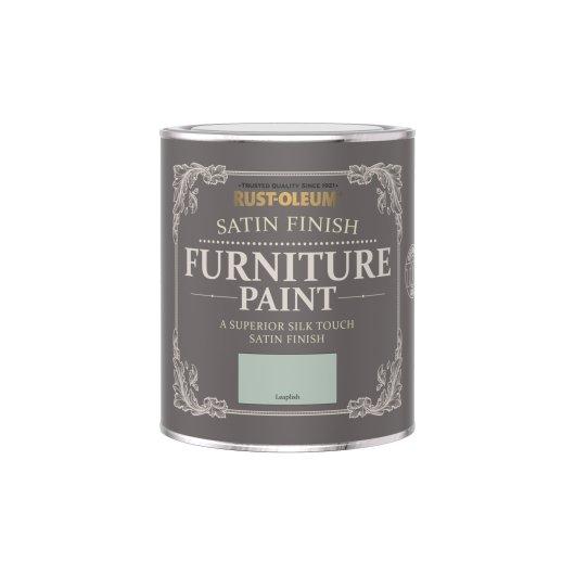 Rust-Oleum Satin Furniture Paint Leaplish 750ml
