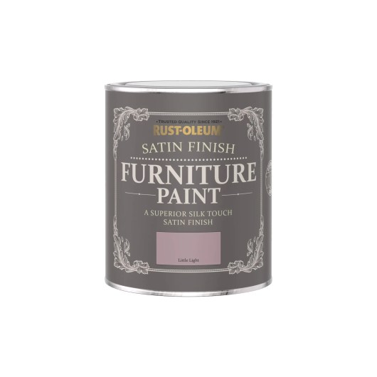 Rust-Oleum Satin Furniture Paint Little Light 750ml