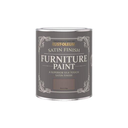 Rust-Oleum Satin Furniture Paint River_s Edge 750ml