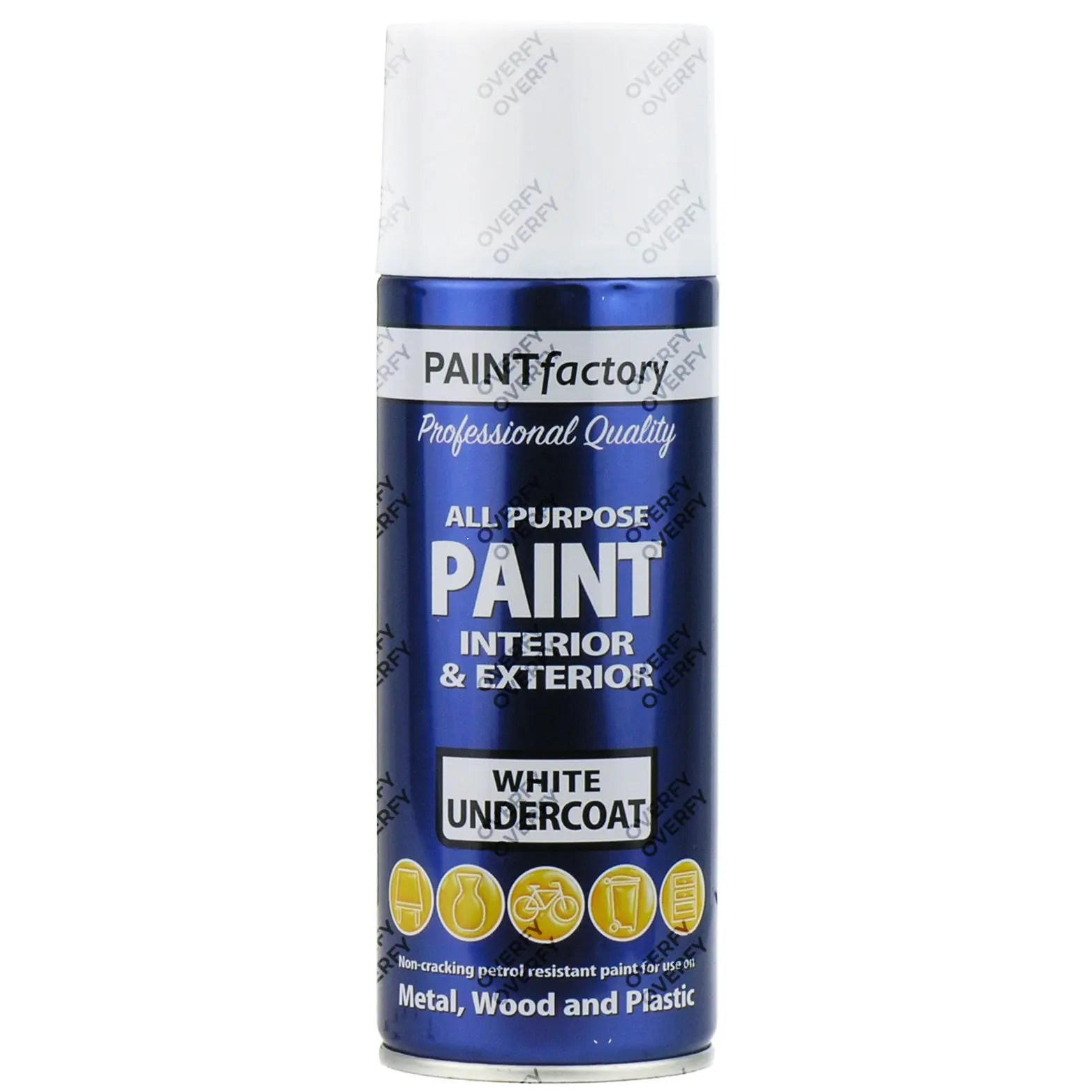 White Undercoat Spray Paint All Purpose 400ml