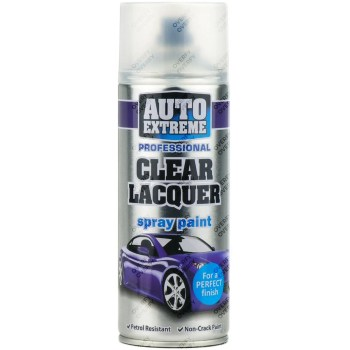 1-x-400ml-Clear-Lacquer-Gloss-Spray-Paint-Aerosol-Can-Auto-Extreme-Metal-Wood-391528778049