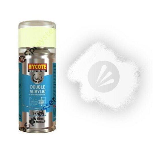 Hycote-BMW-Alpine-White-Gloss-Spray-Paint-Enviro-Can-All-Purpose-XDBM601-333214989597