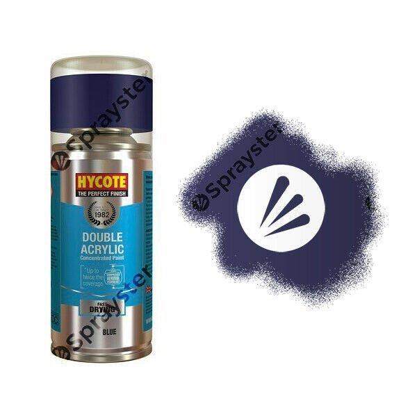 Hycote-BMW-Montreal-Blue-Metallic-Spray-Paint-Enviro-Can-All-Purpose-XDBM202-372676019056