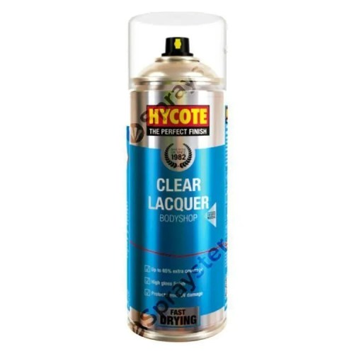 Hycote-Bodyshop-Clear-Lacquer-Spray-Paint-Aerosol-Auto-All-Purpose-400ml-XUK428-372669341606