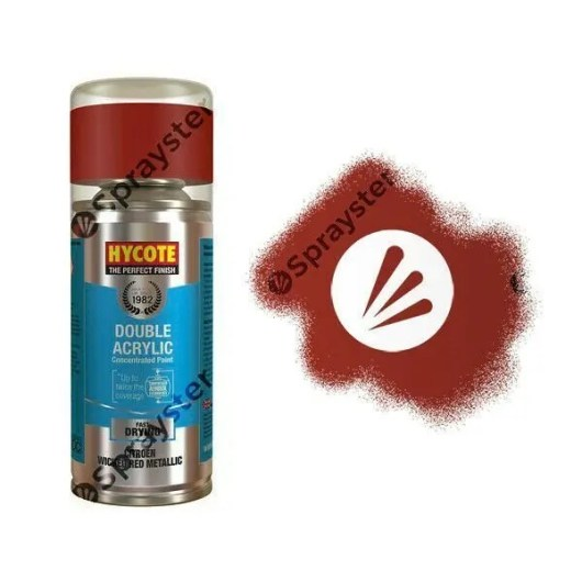 Hycote-Citroen-Wicked-Red-Metallic-Spray-Paint-Enviro-Can-All-Purpose-XDCT503-392307998250