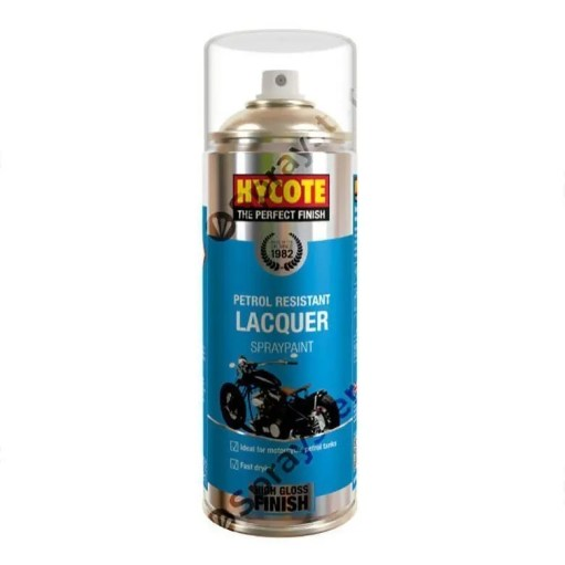 Hycote-Clear-Petrol-Resistant-Lacquer-Spray-Paint-Motorbike-Car-400ml-XUK435-333198962531