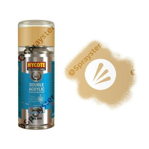 Hycote-Ford-Coral-Beige-Gloss-Spray-Paint-Enviro-Can-All-Purpose-XDFD104-333221925152