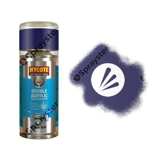 Hycote-Ford-Midnight-Blue-Gloss-Spray-Paint-Enviro-Can-All-Purpose-XDFD219-392309241483