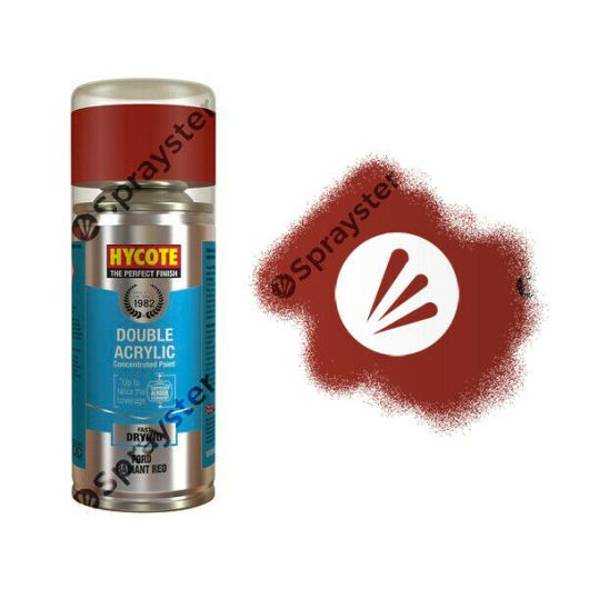 Hycote-Ford-Radiant-Red-Gloss-Spray-Paint-Enviro-Can-All-Purpose-XDFD509-392326168456