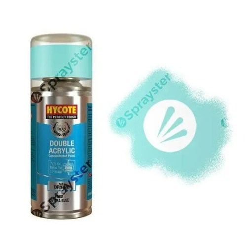 Hycote-Ford-Riviera-Blue-Gloss-Spray-Paint-Enviro-Can-All-Purpose-XDFD226-392309266561