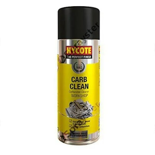 Hycote-Maintenance-Carb-Clean-Spray-Carburettor-Cleaner-400ml-XUK303-333196197431