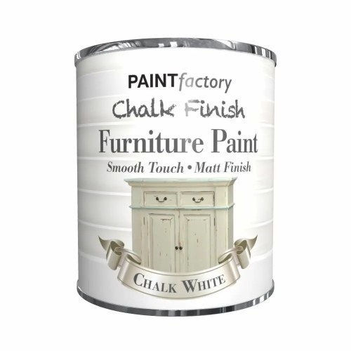 Paint-Factory-Chalk-Chalky-Furniture-Paint-650ml-Chalk-White-Matt-332686019572