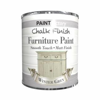 Paint-Factory-Chalk-Chalky-Furniture-Paint-650ml-Winter-Grey-Matt-372335362837