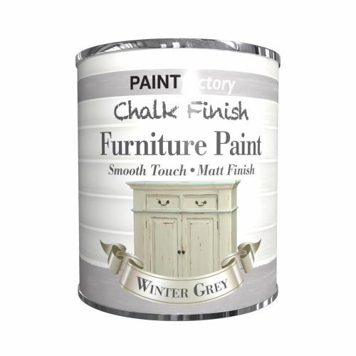 Paint-Factory-Chalk-Chalky-Furniture-Paint-650ml-Winter-Grey-Matt-372335362837