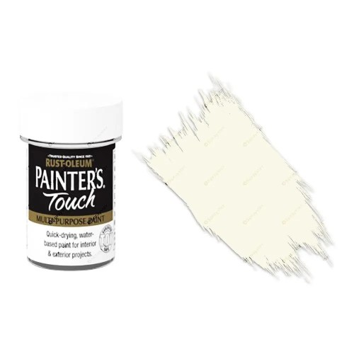 Rust-Oleum-Painters-Touch-Multi-Surface-Paint-Antique-White-Gloss-20ml-Toy-Safe-372243288443