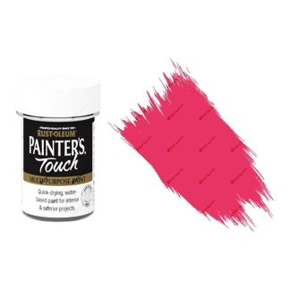 Rust-Oleum-Painters-Touch-Multi-Surface-Paint-Baby-Pink-Gloss-20ml-Toy-Safe-332579962214
