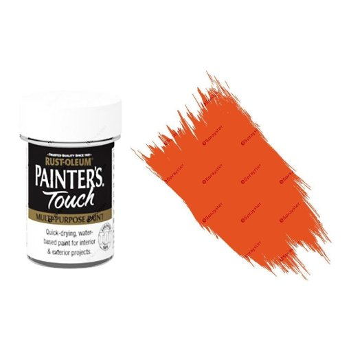Rust-Oleum-Painters-Touch-Multi-Surface-Paint-Bright-Orange-Gloss-20ml-Toy-Safe-372243288450