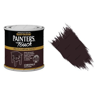 Rust-Oleum-Painters-Touch-Multi-Surface-Paint-Chestnut-Gloss-250ml-Toy-Safe-332573157089
