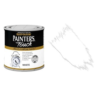 Rust-Oleum-Painters-Touch-Multi-Surface-Paint-White-Gloss-250ml-Toy-Safe-332573157093