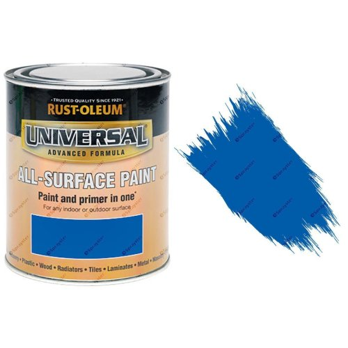 Rust-Oleum-Universal-All-Surface-Self-Primer-Brush-Paint-Gloss-Cobalt-Blue-250ml-372229925938