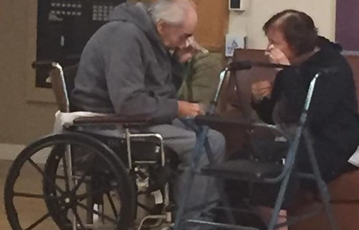 Anita And Wolf Gottschalk Forced To Live Apart After 62 Years Of Marriage