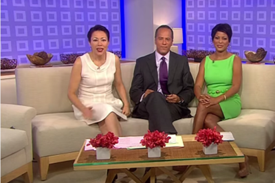 Ann Curry Tamron Hall Today Show