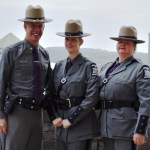 Bethany Lamphere, Meagan Hartmann (Mother And Daughter) Are 1st State Troopers To Serve Together