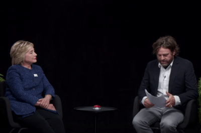 Between Two Ferns Got 30 Million Views In 24 Hours For Hillary Clinton Episode