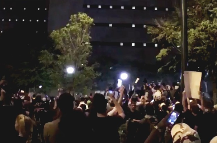 charlotte-jail-protest-support-those-arrested-black