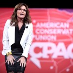 Sarah Palin Mocks Democrats Over Russia's Election Meddling
