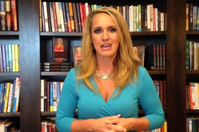 Scottie Nell Hughes Laughs Off Mazel Tov Gaffe On Social Media