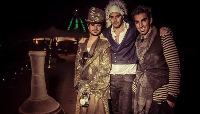 Burning Man Camp White Ocean Vandalized During Party