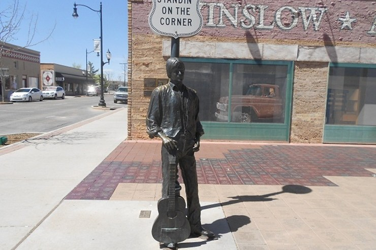 Glenn Frey Statue: Arizona Tribute Is Standing On The Corner