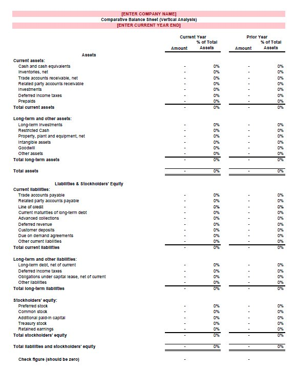 Blank Balance Sheet Template balance sheet template create and – Blank Balance Sheet Form