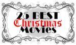 25 Best Christmas Movies