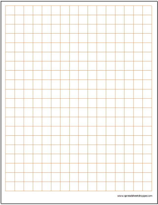 Cartesian Graph Paper Template Spreadsheetshoppe – Cartesian Graph Paper