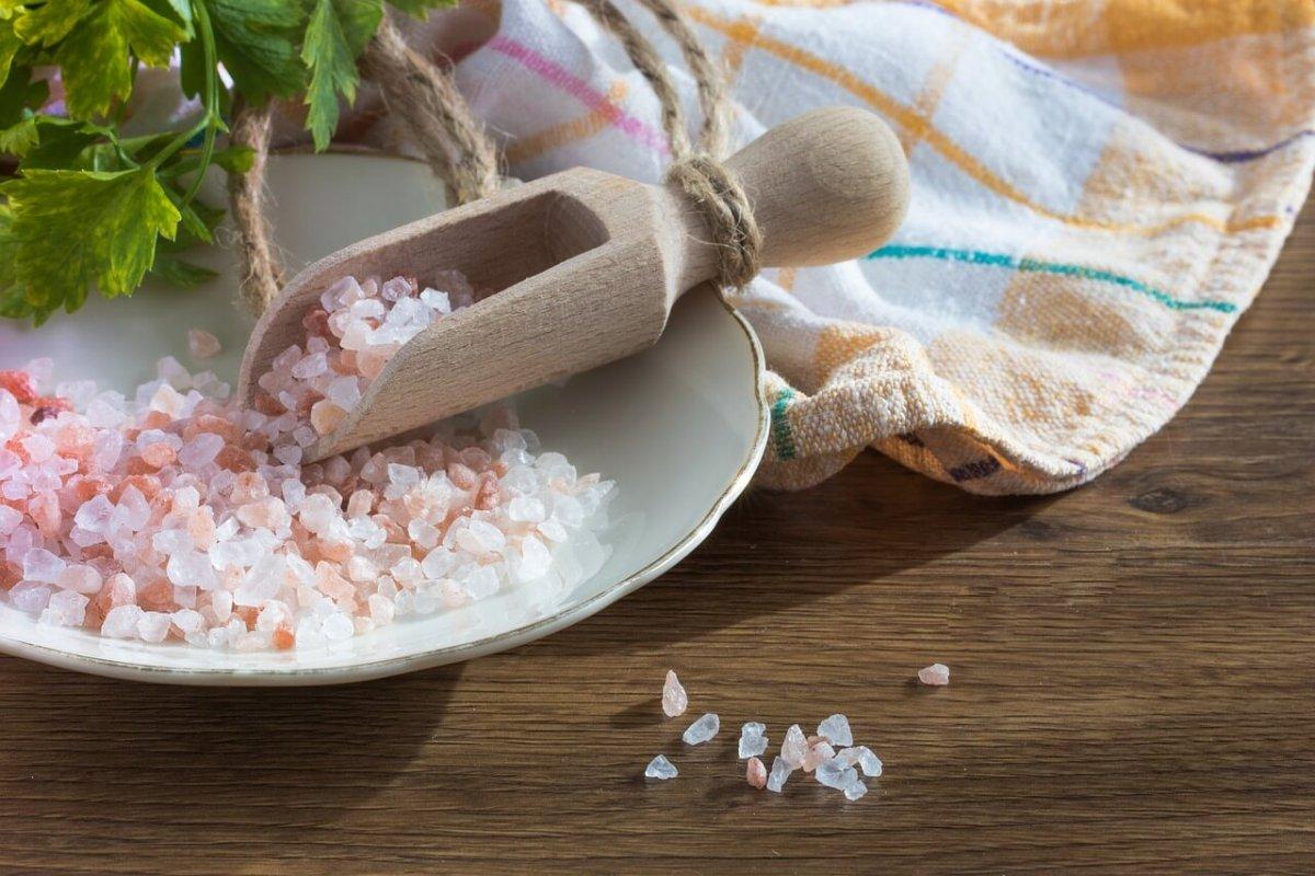 Каква е разликата в ядливите соли - хималайска сол