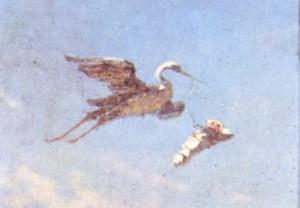 Da brat mir einer einen Storch - Wikipedia